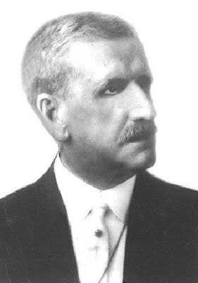 Image of James E. Padgett, attorney and medium who received messages on Divine Love